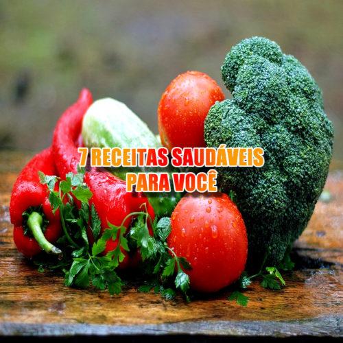 Receitas Ano 2020 – TOP 7 melhores pratos saudáveis