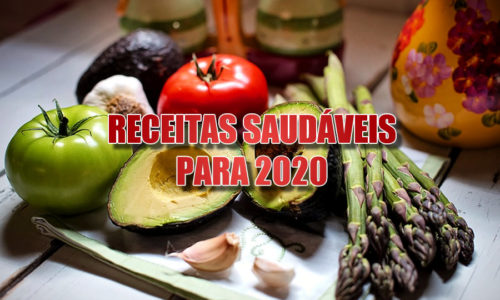 Receitas saudáveis para o réveillon 2020