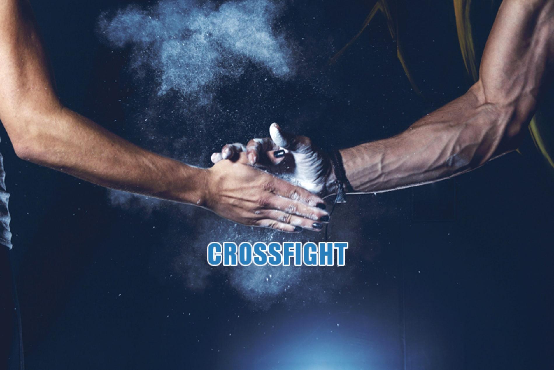 Conheça o Cross Fight um treino de crossfit com luta