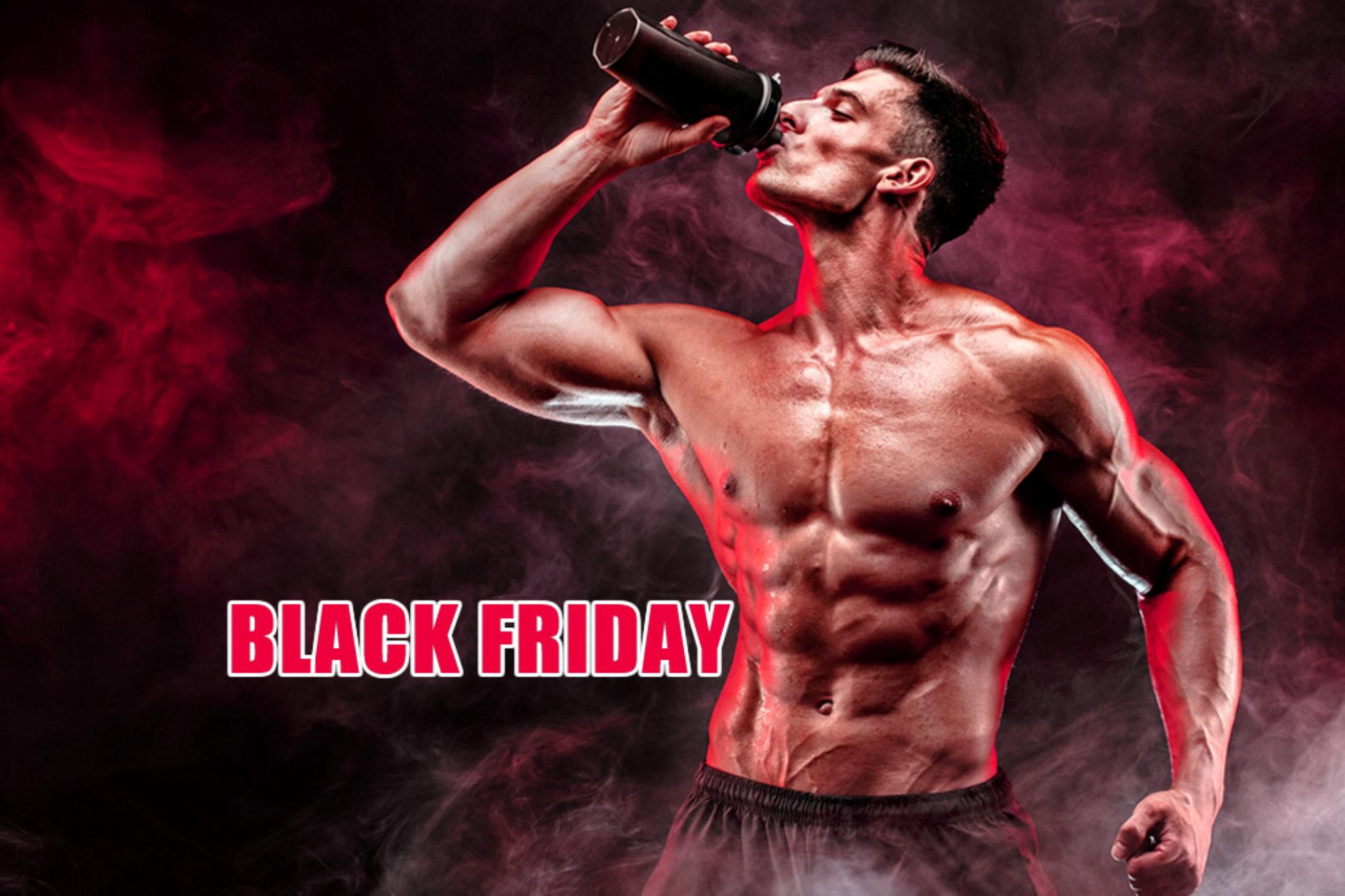 Suplementos na Black Friday 2019, melhores ofertas!
