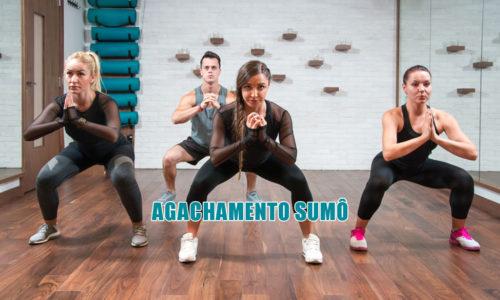 Conheça o treino Agachamento Sumô para definir coxas e glúteos