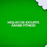 molho arabe fitness receita batata requeijao alho