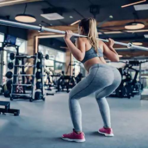 Efeito lifting com musculação, redução da flacidez sem cirurgia