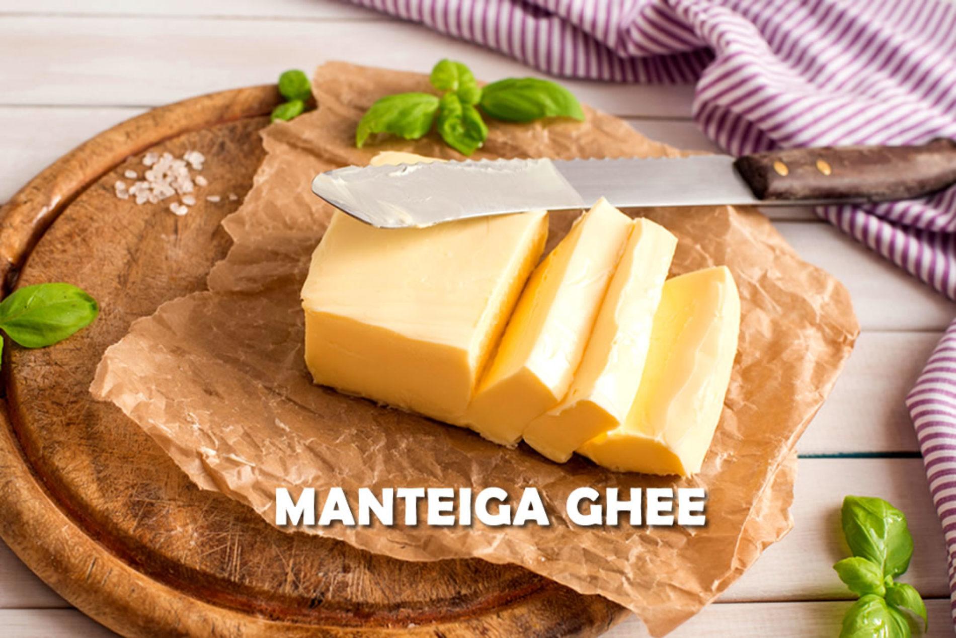 A manteiga ghee é ótima para intolerantes à lactose