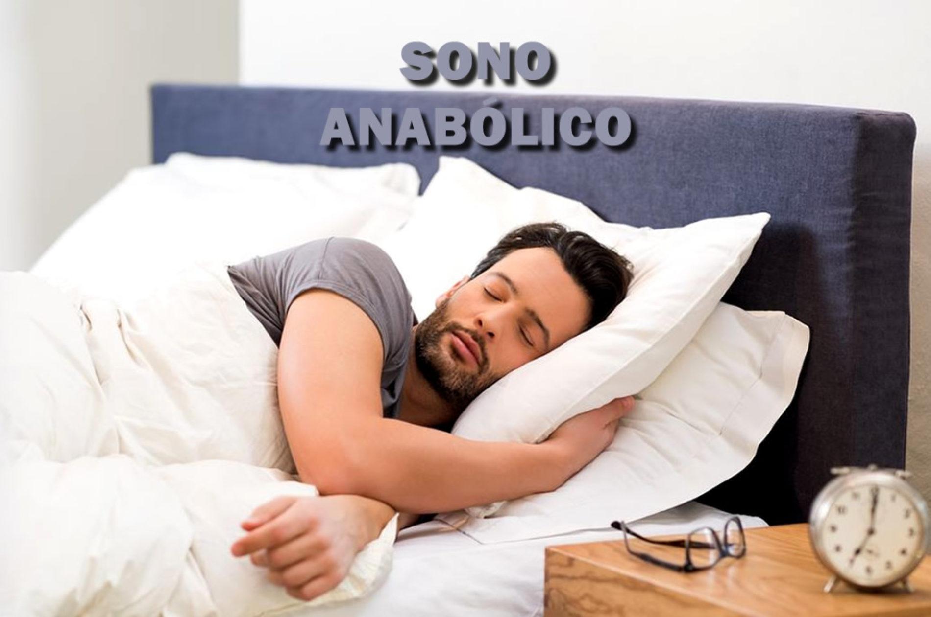 O que é sono anabólico e porque ele ajuda nos treinos