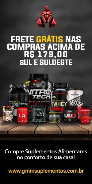 Promoção de Whey Protein!