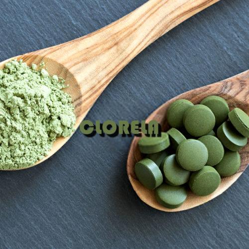 Principais benefícios da Chlorella/Clorela