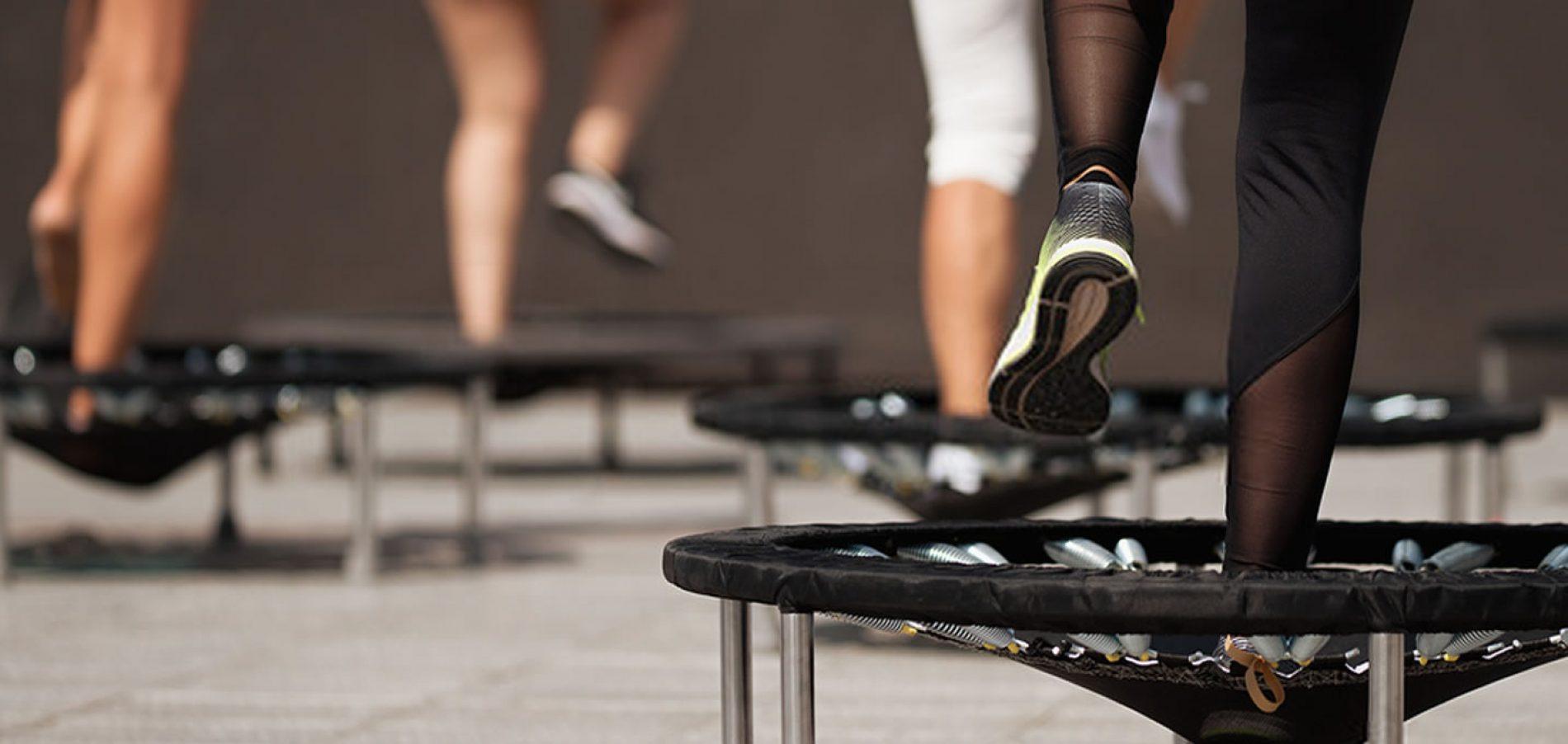 Tudo o que você precisa saber sobre treinos no mini trampolim