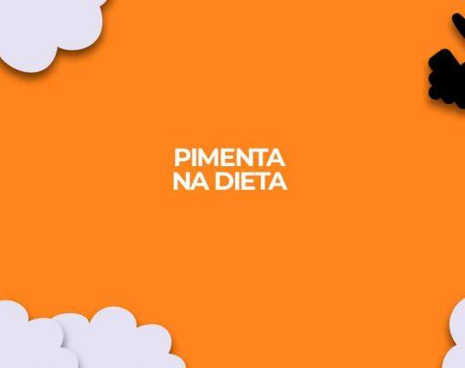 pimenta na dieta para emagrecer