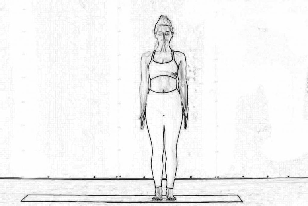 exercicio montanha yoga para crises de ansiedade